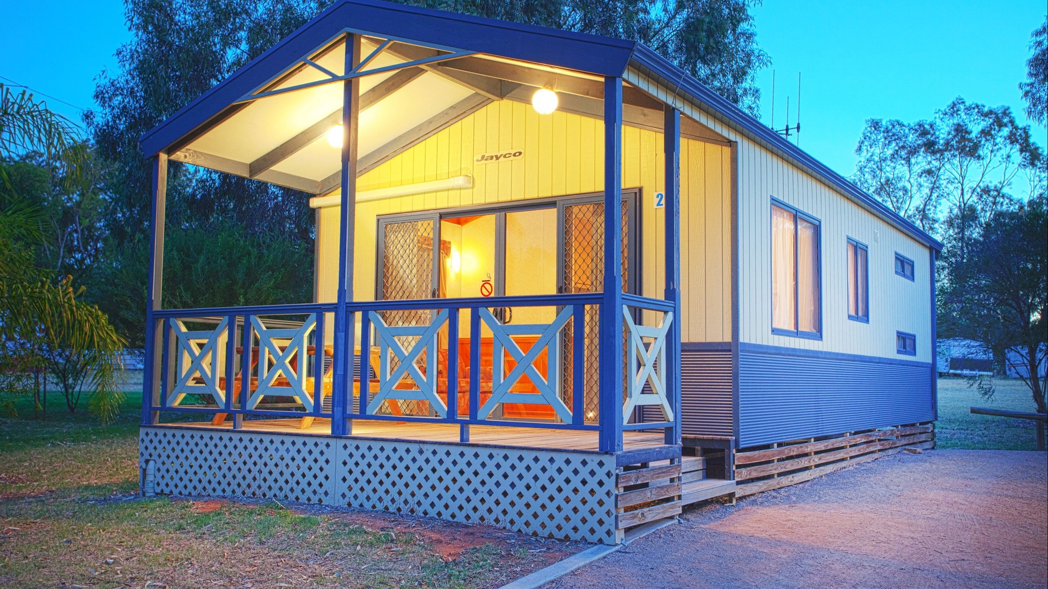 Discovery Parks - Lake Bonney - Lismore Accommodation