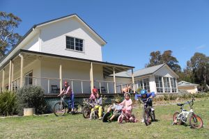 Berrima Retreat - Lismore Accommodation