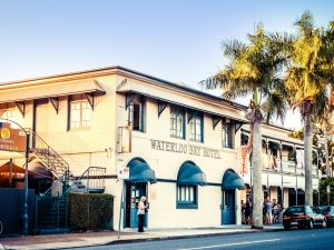 The Waterloo Bay Hotel - Lismore Accommodation