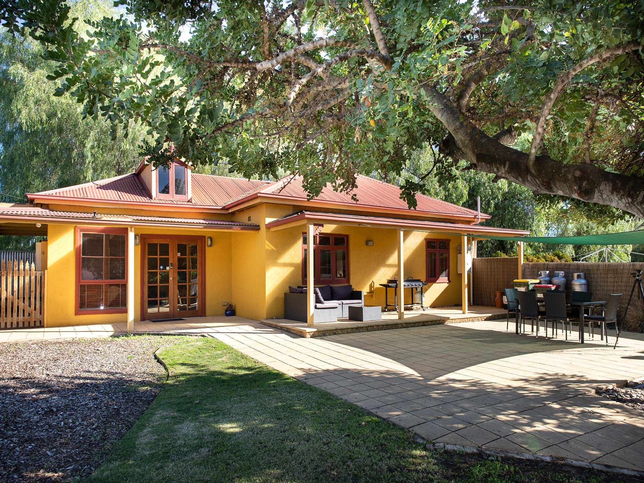Rivergum Cottages Gawler Barossa Region - Lismore Accommodation