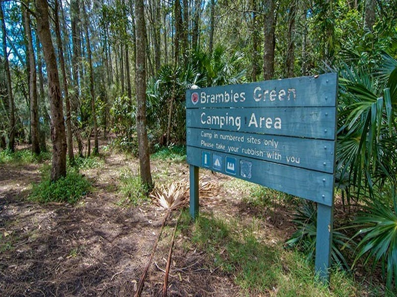 Brambles Green campground - Lismore Accommodation