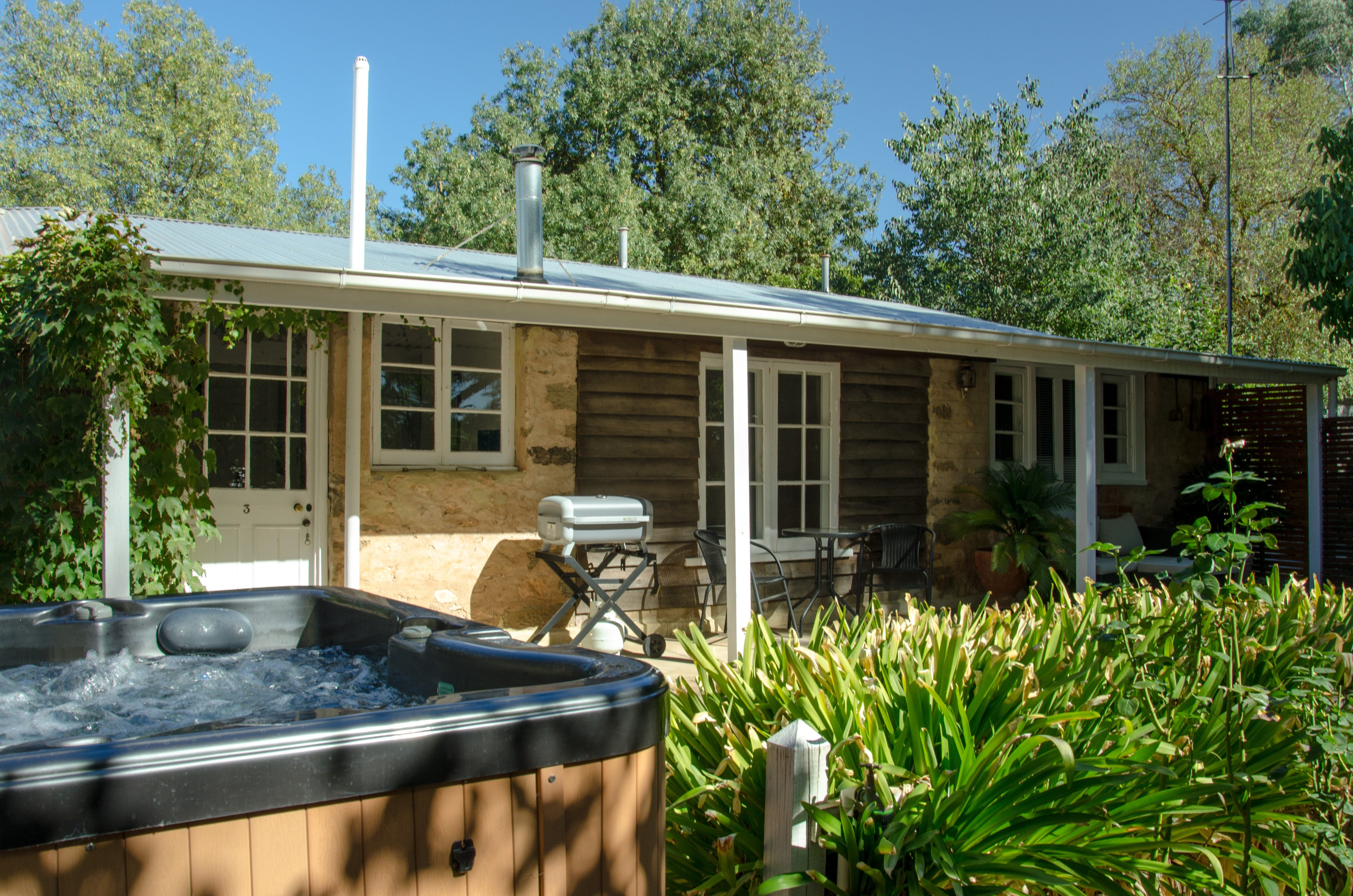 Ford Cottage Bed  Breakfast - Lismore Accommodation