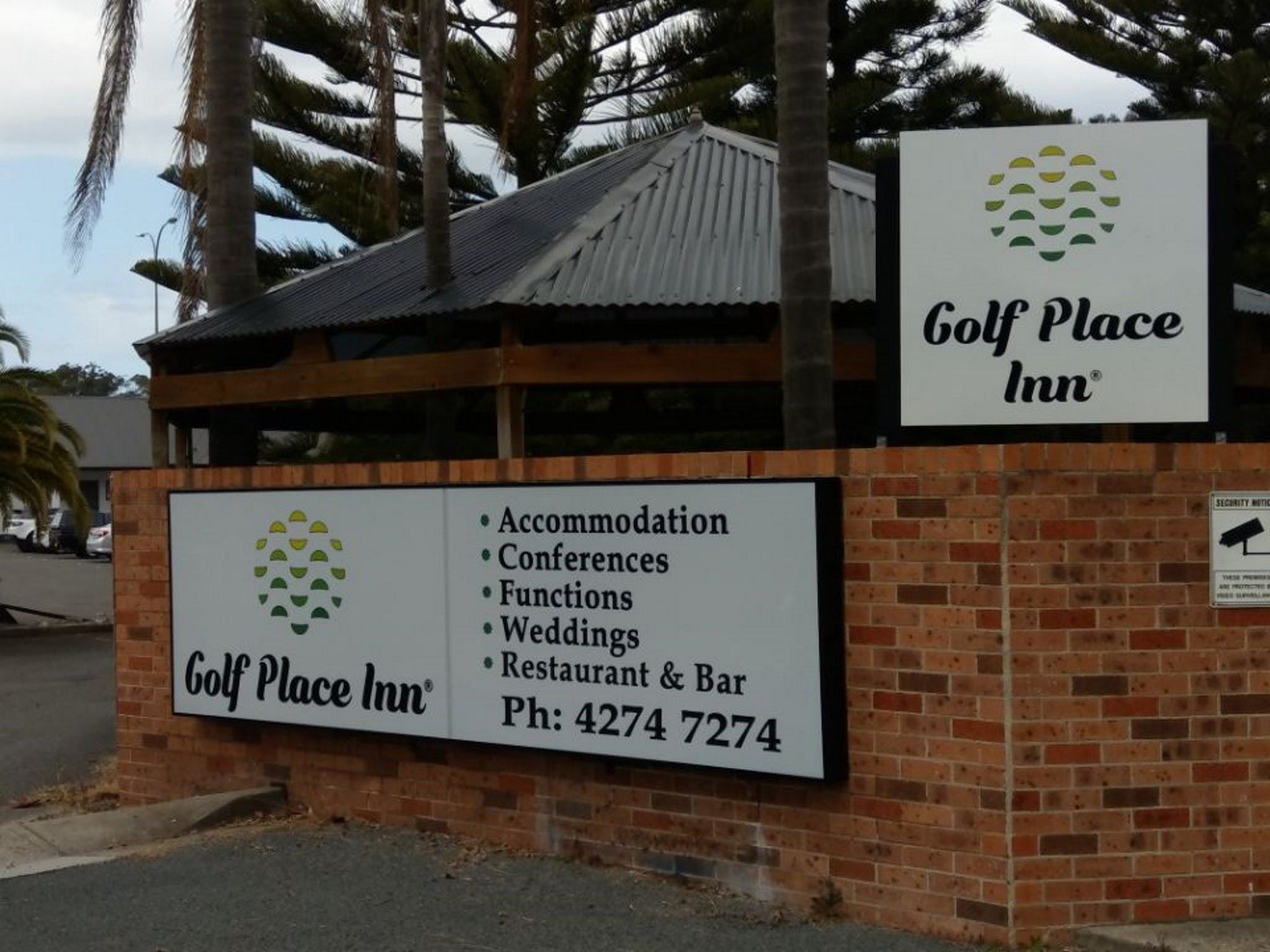 Golf Place Inn - Lismore Accommodation
