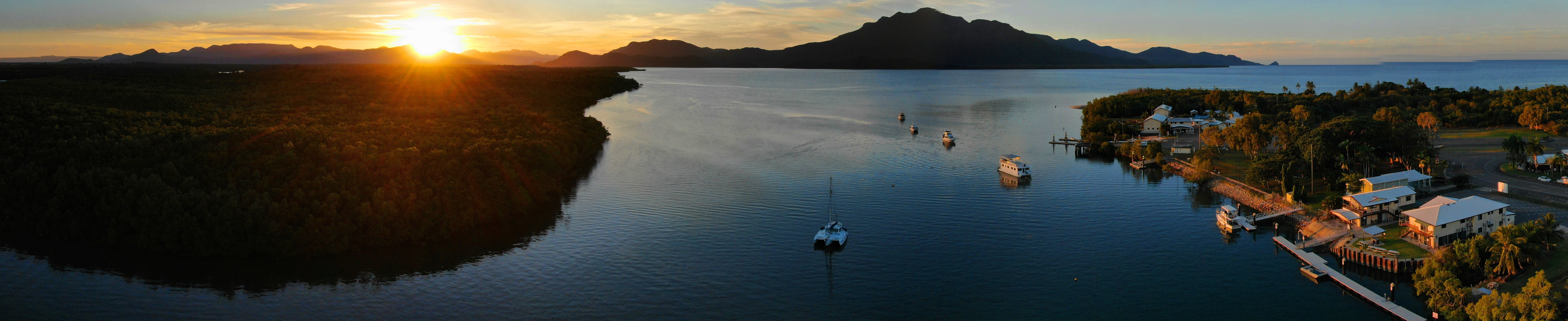 Hinchinbrook Marine Cove Resort - Lismore Accommodation