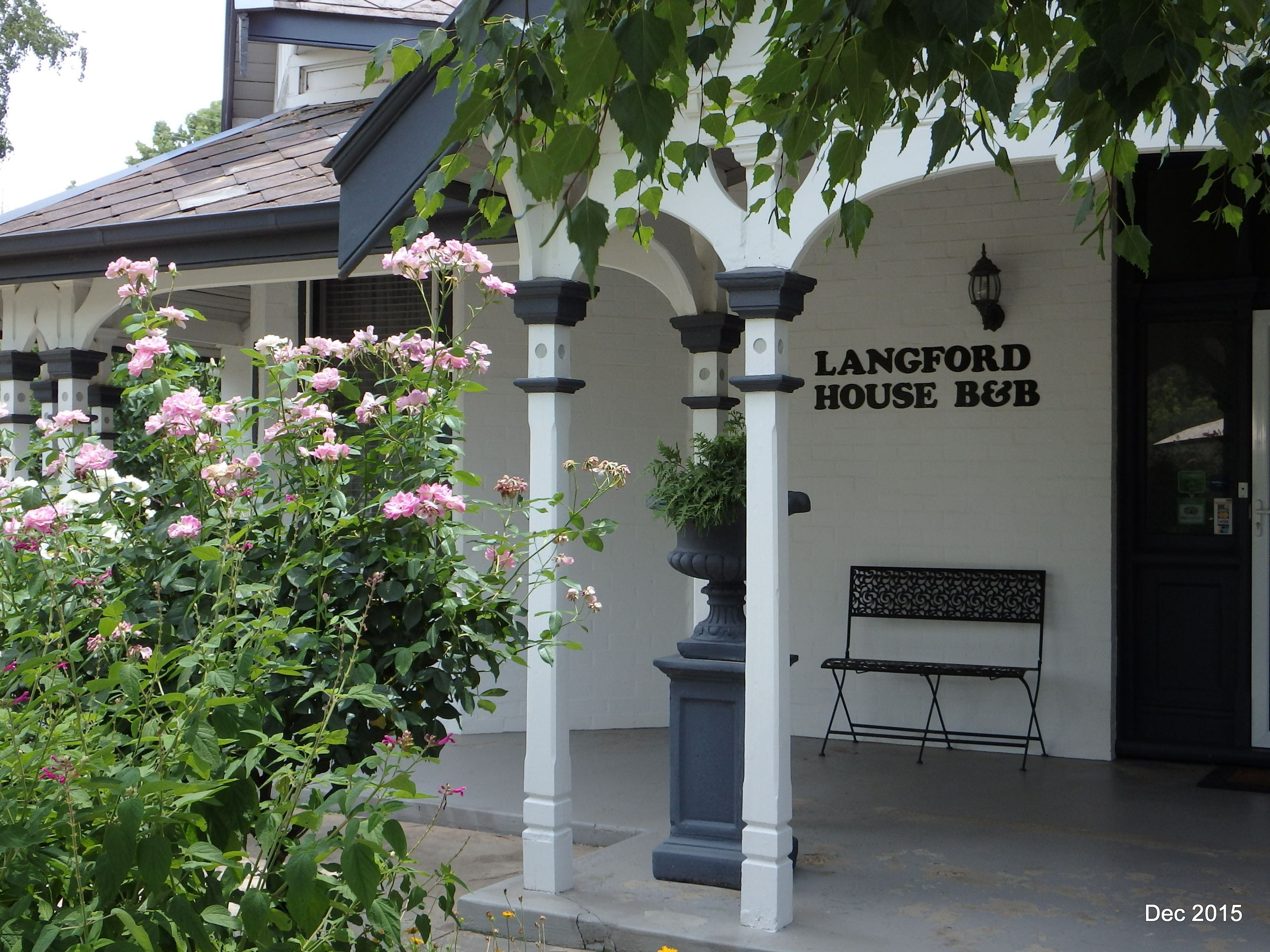 Langford House BB - Lismore Accommodation