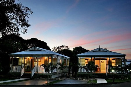 Barney Beach Accommodation Centre - Lismore Accommodation