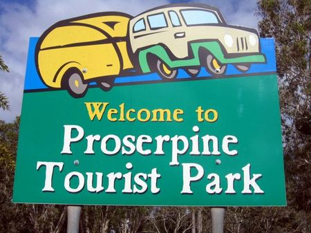 Proserpine Tourist Park - Lismore Accommodation