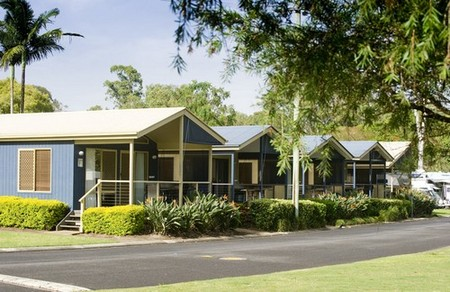 Ferry Reserve Holiday Park - Lismore Accommodation