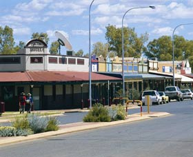 Central Hotel Motel Leonora - Lismore Accommodation