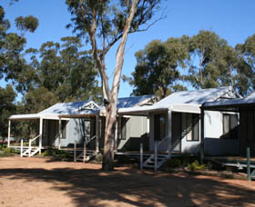 Moora Caravan and Chalet Park - Lismore Accommodation