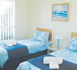 Captains Quarters - Lismore Accommodation