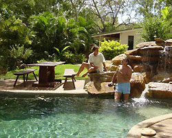 Milkwood Lodge - Lismore Accommodation