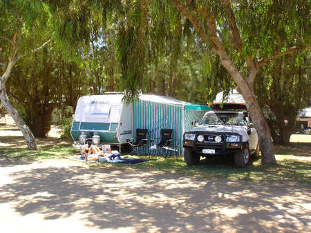 Horrocks Beach Caravan Park - Lismore Accommodation