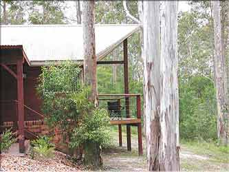 Bewong River Retreat - Lismore Accommodation