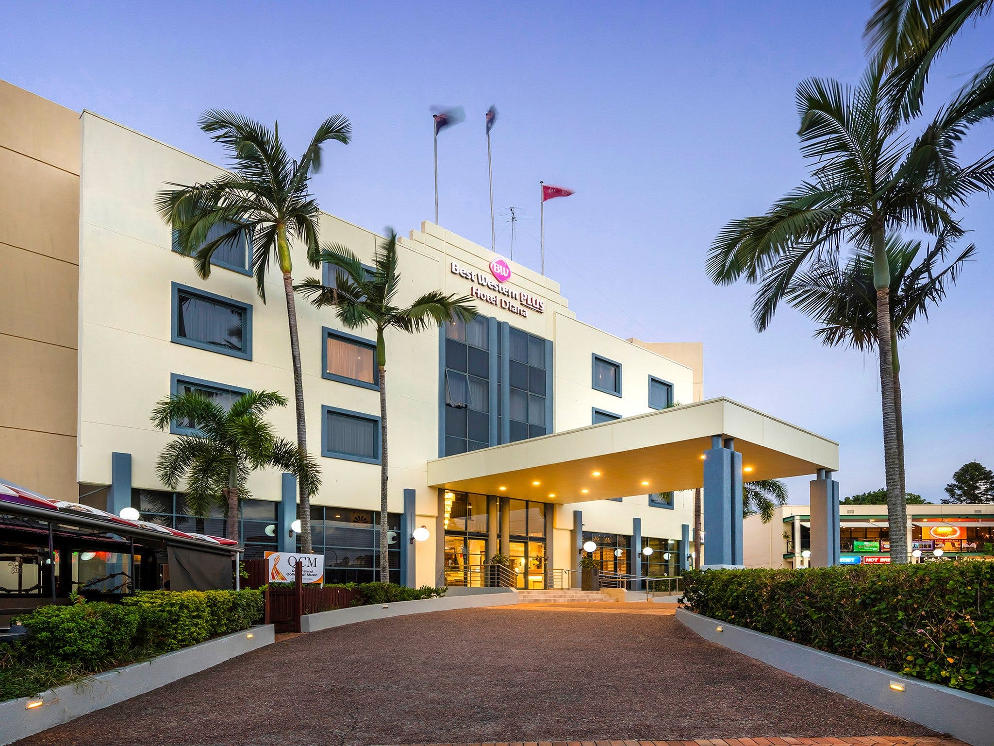 Best Western Plus Hotel Diana - Lismore Accommodation