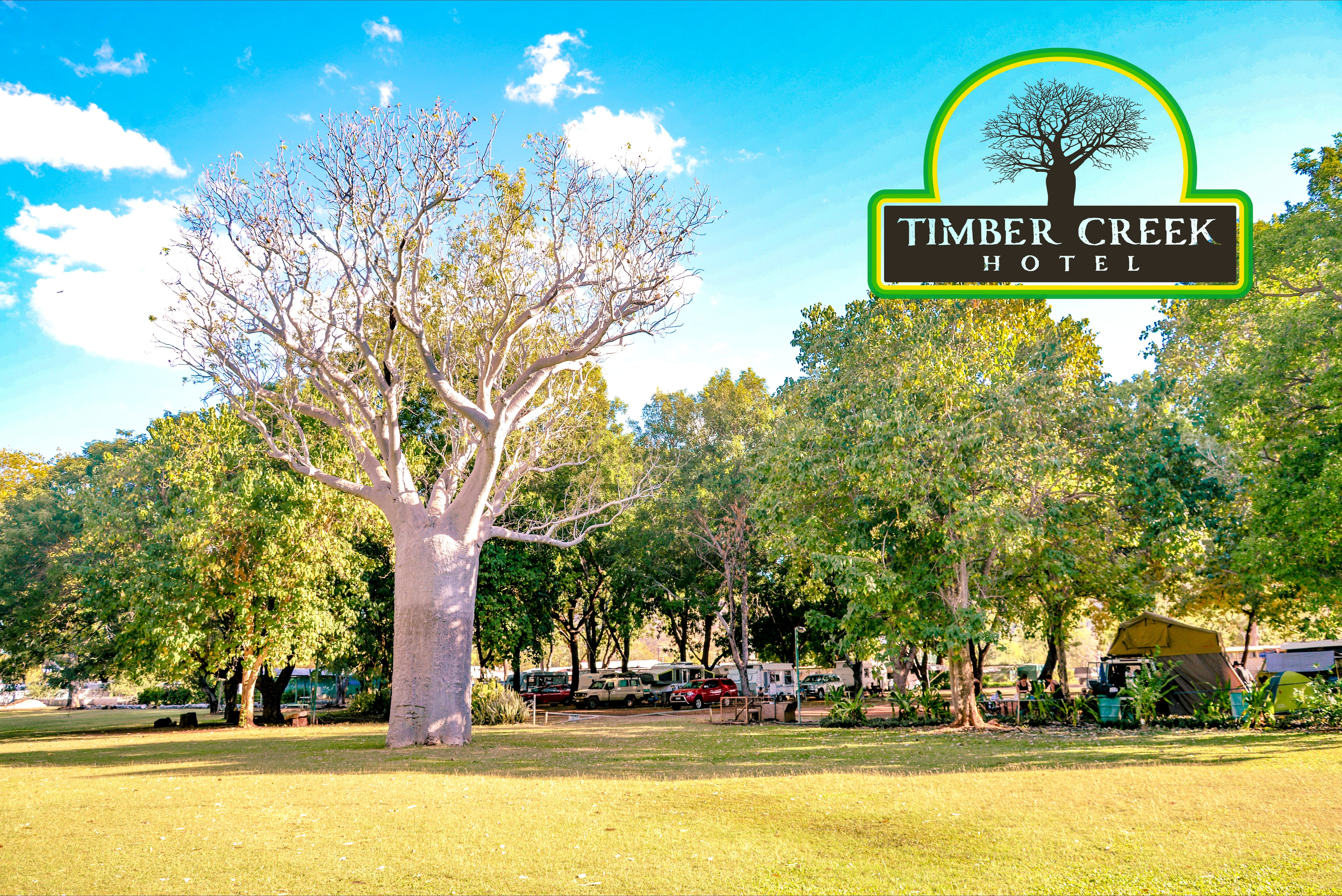 Timber Creek Hotel and Caravan Park - Lismore Accommodation