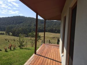 Highland Cattle Farm Stay - Lismore Accommodation