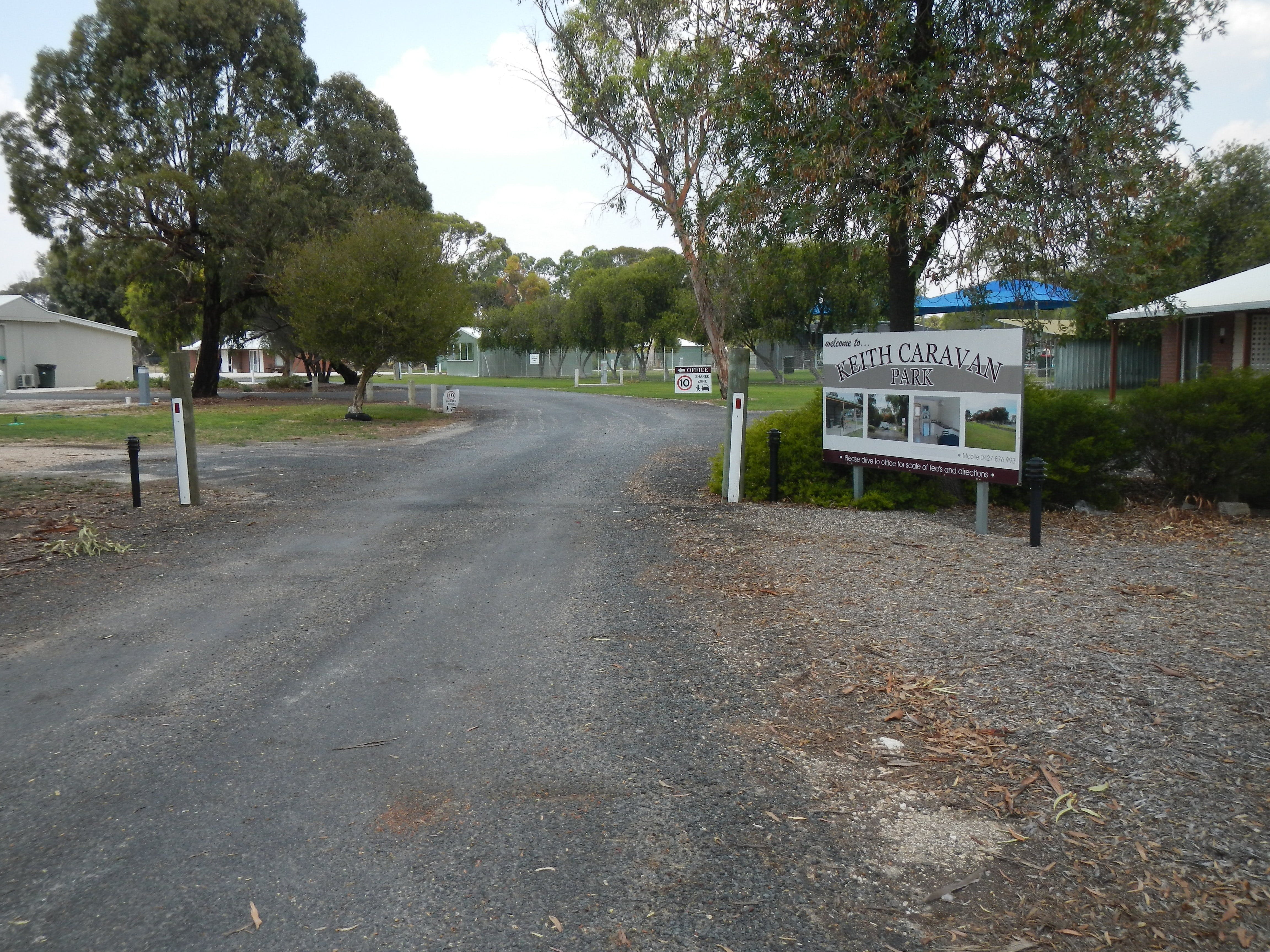 Keith Caravan Park Inc. - Lismore Accommodation