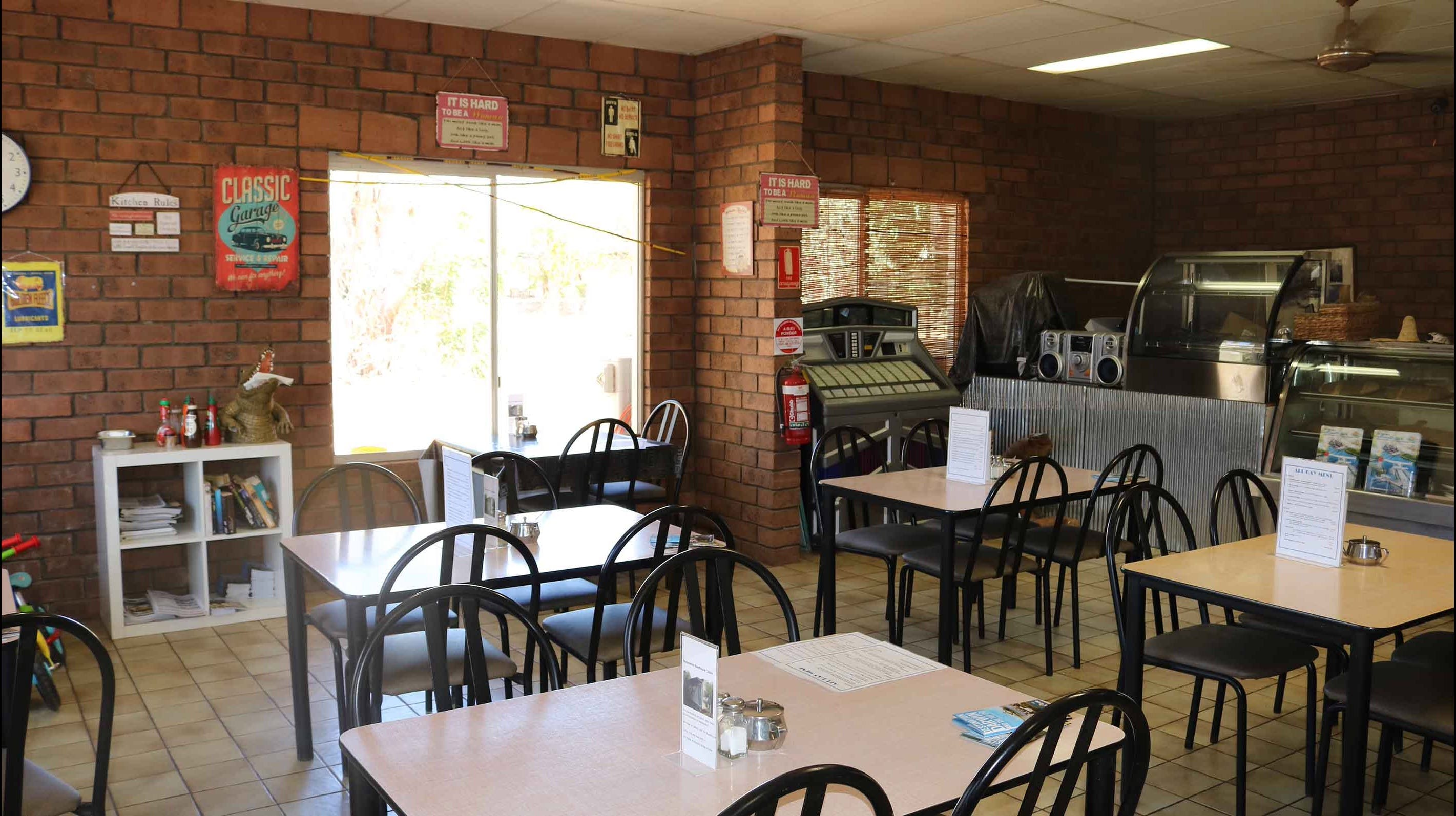 Mataranka Roadhouse and Cabins - Lismore Accommodation