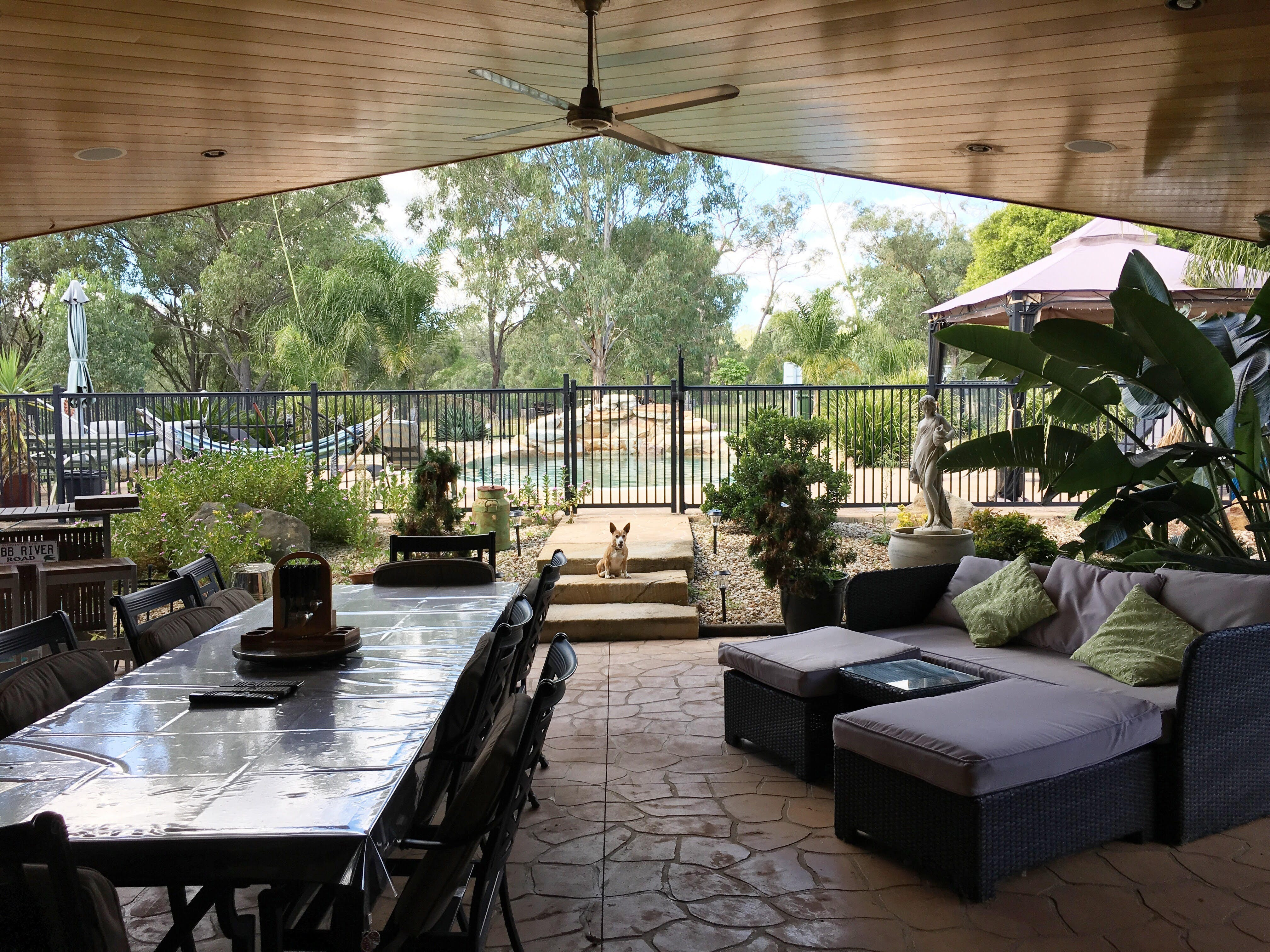 Cooby View Farm Stay - Lismore Accommodation