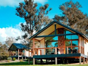 Yering Gorge Cottages and Nature Reserve - Lismore Accommodation