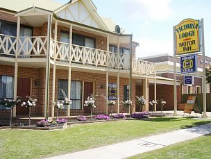 Victoria Lake Holiday Park - Lismore Accommodation