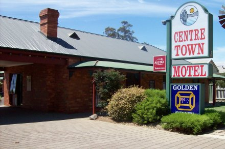 Centretown Motel Nagambie - Lismore Accommodation
