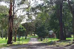 Moe Gardens Caravan Park - Lismore Accommodation
