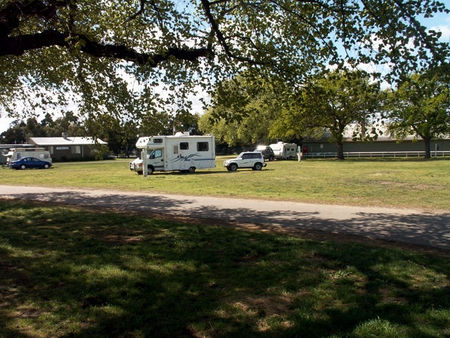 Sale Showground Caravan and Motorhome Park - Lismore Accommodation