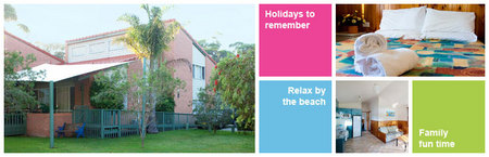 Kioloa Beach Holiday Park - Lismore Accommodation