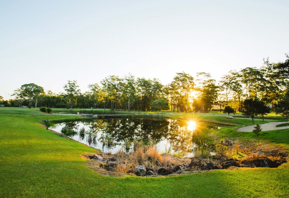 Tallwoods Golf Course and Resort - Lismore Accommodation