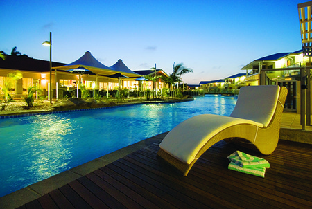 Oaks Pacific Blue Resort - Lismore Accommodation