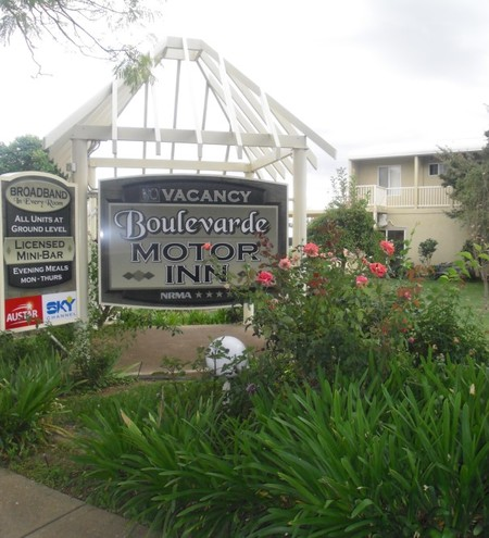 Boulevarde Motor Inn - Lismore Accommodation