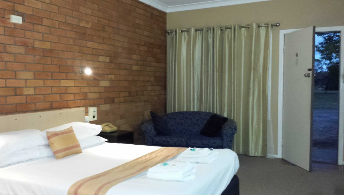 AA Hilldrop Motor Inn - Lismore Accommodation