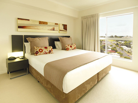 Oaks Aspire Apartments - Lismore Accommodation