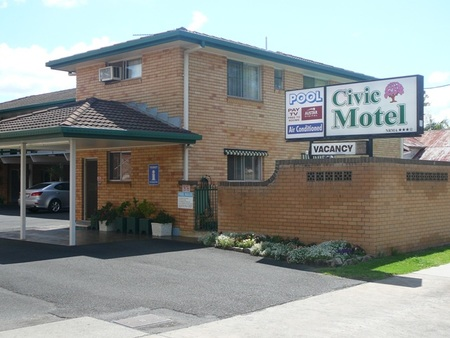 Civic Motel Grafton - Lismore Accommodation
