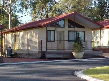 Sydney Getaway Holiday Park  Avina Van Village - Lismore Accommodation