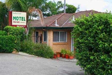 Sutherland Motel - Lismore Accommodation