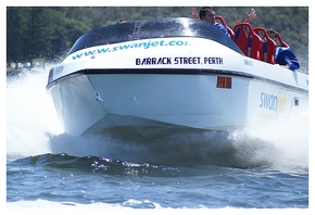 Swan Jet Adventures - Lismore Accommodation