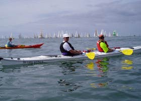 Sea Kayak Melbourne and Victoria - Lismore Accommodation