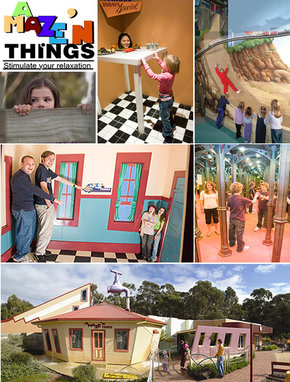 A Maze 'N Things - Lismore Accommodation