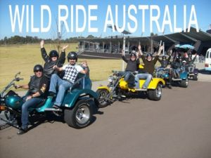 A Wild Ride - Lismore Accommodation
