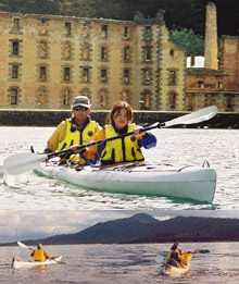Blackaby's Sea Kayaks and Tours - Lismore Accommodation