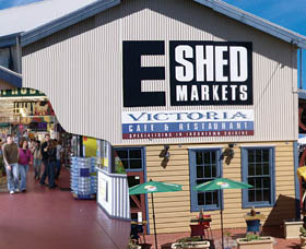 The E Shed Markets - Lismore Accommodation