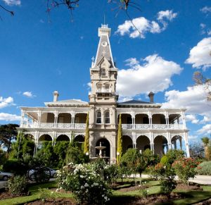 Rupertswood Mansion - Lismore Accommodation