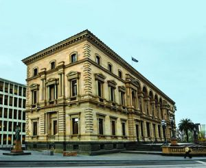 Old Treasury Building - Lismore Accommodation