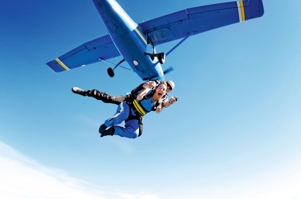 Skydive the Beach and Beyond Yarra Valley - Lismore Accommodation