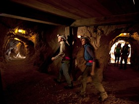 Heritage Blinman Mine Tours - Lismore Accommodation