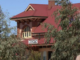 Moonta Tourist Office - Lismore Accommodation