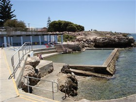 Edithburgh Tidal Pool - Lismore Accommodation